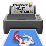 Inkjet Printable - Transfers and Adhesive