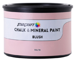 StarCraft Chalk Paint - Blush - 16oz Pint