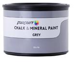 StarCraft Chalk Paint - Grey - 16oz Pint