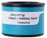 StarCraft Chalk Paint - Turquoise - 16oz Pint