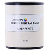 StarCraft Chalk Paint - Linen White - 32oz Quart