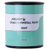 StarCraft Chalk Paint - Mint - 32oz Quart