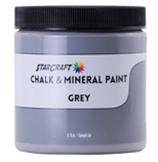 StarCraft Chalk Paint - Grey - 8oz Sample