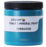 StarCraft Chalk Paint - Turquoise - 8oz Sample