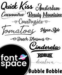 FontSpace - Craft Fonts