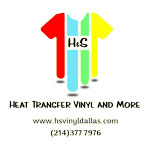 H S Heat Transfer Vinyl