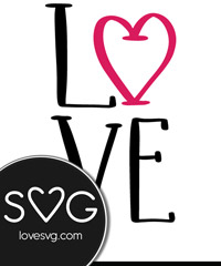 LoveSVG - Free cut files for crafters