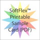 StarCraft SoftFlex™ HTV Printable Sample Card (PDF)