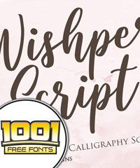 1001FREEFONTS - Free high quality fonts!