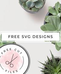 Free Cut Files | Free Cricut SVG Cut Files