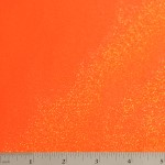 "24"" x 50 Yard Roll - StarCraft Magic - Deceit Glitter Fluorescent Orange"