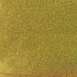 """24"""" x 50 Yard Roll - StarCraft Magic - Deceit Glitter Gold"""