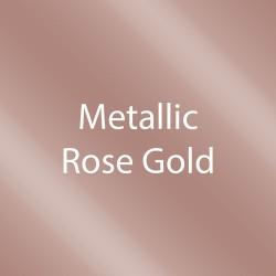 "12"" x 50 Yard Roll - StarCraft HD Glossy Permanent Vinyl - Metallic Rose Gold"