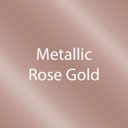 "24"" x 50 Yard Roll - StarCraft SD Matte Removable Vinyl - Metallic Rose Gold"