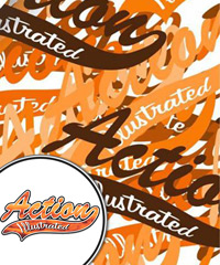 Action Illustrated - High quality vector artwork and editing software