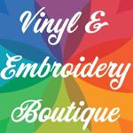 Vinyl & Embroidery Boutique